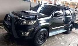 Toyota fortuner G VNT registrasi 2013