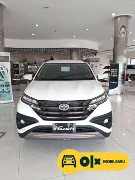 [Mobil Baru] Promo toyota awal tahun rush 2021