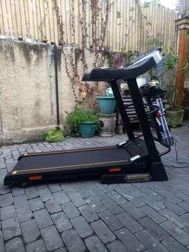 Treadmill i5 fitur lengkap siap kirim tujuan