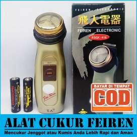 Alat cukur kumis FEIREN Electronic praktis portable mudah digunakan