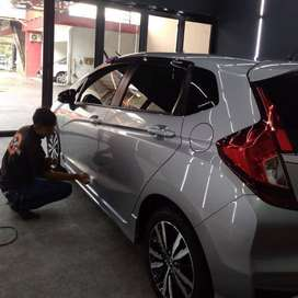 salon mobil professional berpengalaman + nano ceramic coating