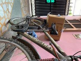 Hero Trax cycle good condition