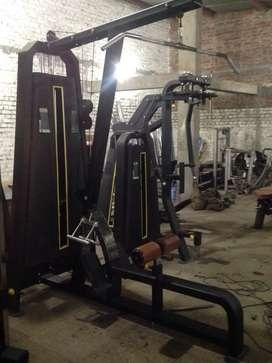 Gym setup high class