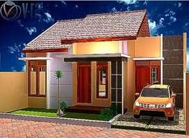 Rumah Indent Kredit Syariah Tanpa Bi Checking Cukup KTP & KK