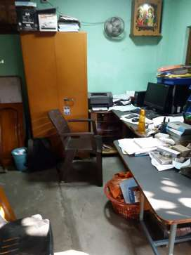 Want office cum godown in rent 100 sqft in Ichapur/ Kadamtala area