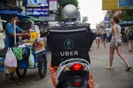 UberEATS ഡെലിവറി പാർട്ണർ ആകാൻ അവസരം..