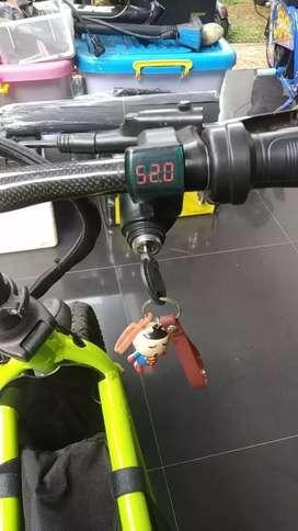 Sepeda listrik Fiido Fiido