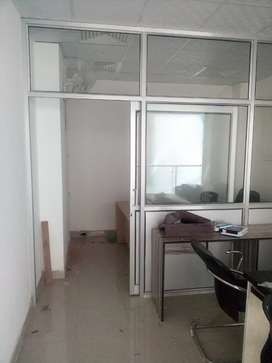 Fully furnished office space in indirapurm