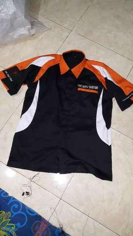 Baju Kemeja Seragam Kerja, Kantor, Pria dan Wanita Murah Berkualitas
