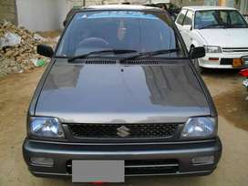 SUZUKI MEHRAAN 2008 (GET ON EASY INSTALLMENT)