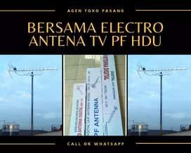 Ahli terdekat pasang signal antena tv murah medan satria