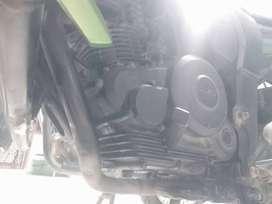 2011 model Green colour FZ-S Avrage-45