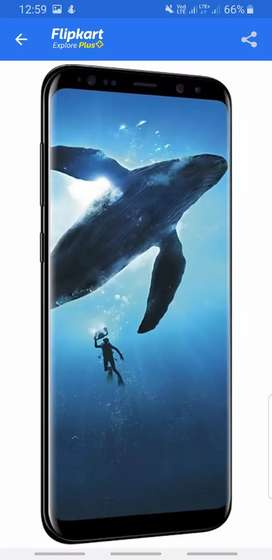 Samsung S8 Only 6 month old
