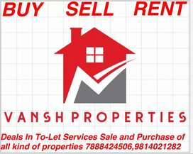Shop for rent main brs road