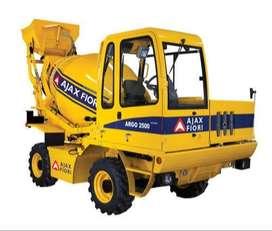 Ajax Fiori ARGO 2000 Self Loading Concrete Mixer for sale