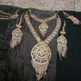 Bridal set one time use only