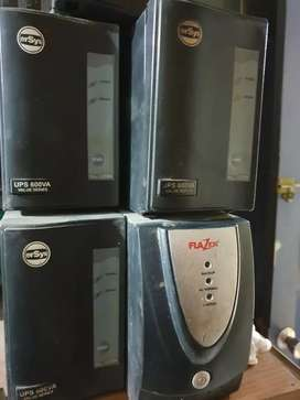 UPS merk ersys dan flazer