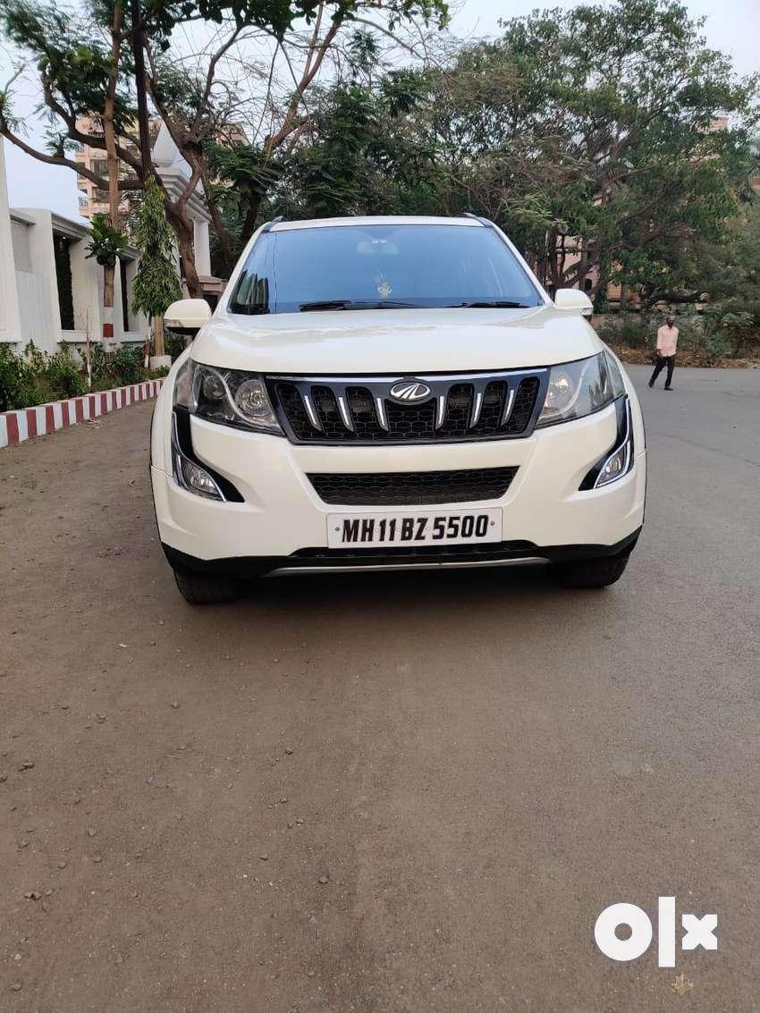 Mahindra XUV500 W10 2WD, 2016, Diesel
