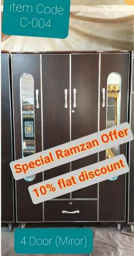 Cupboards with 10% flat discount(please read add carefully)
