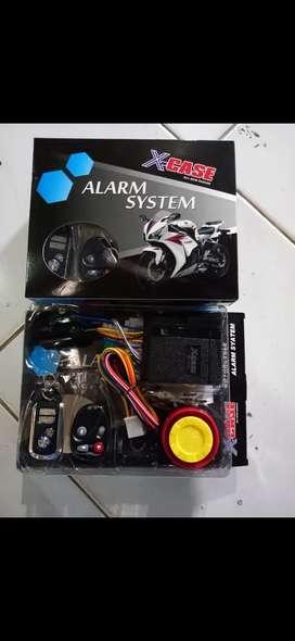 Alarm motor anti maling universal bisa segala motor barang baru