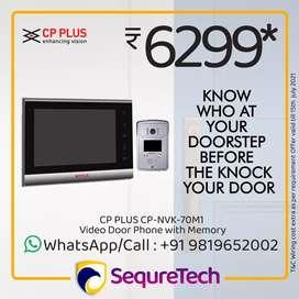 CP Plus Video Door phone