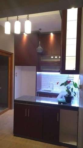 kitchen set interior kantor meja makan partisi backdrop sekat ruangan