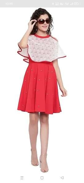 Mix online wester dress
