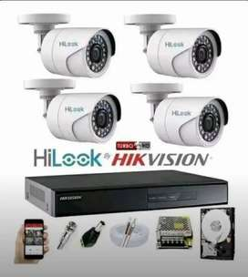 Pusat intalasi 100% OkE kamera cctv hikvision 2mp ~ bantar gebang