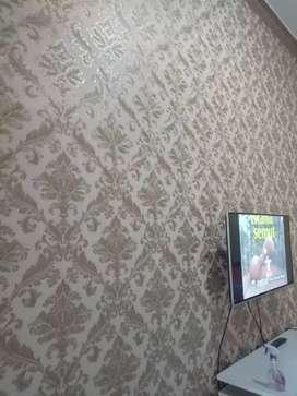 Wallpaper murah meriah by In Design