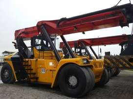 New Unit Reach Stacker Sany 45 Ton Termurah Pandeglang