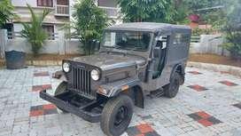 Mahindra Thar DI 4X4, 1997, Diesel