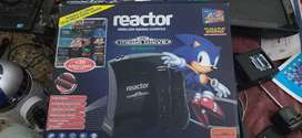 Imported game reactor wireless gaming console