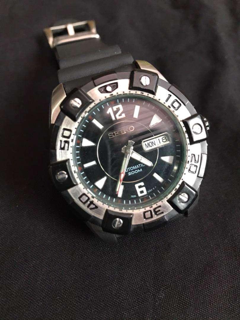 Jam Tangan Seiko Diver Automatic 200M