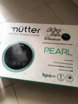 Pompa ASI Mutter Pearl / Mutter Breastpump