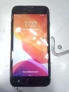 Iphone 7 , 32 gb , black
