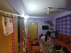 The house is 2bhk