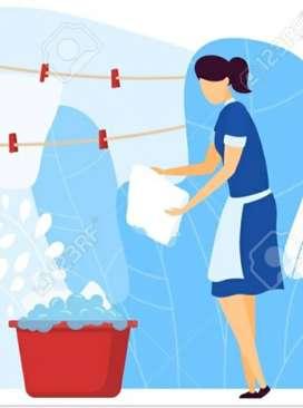 Lowongan dicari karyawati laundry