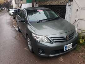 Xli 2011 and 2012 registered islamabad very good condition