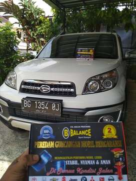 Mobil yg alami Limbung / Oleng diKcepatan Tinggi bs diatasi dg BALANCE