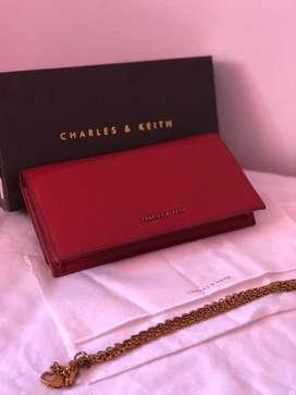 Tas Dompet Charles & Keith Original
