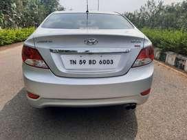 Hyundai Verna VTVT 1.6 SX, 2014, Diesel