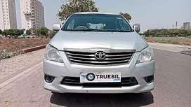 Toyota Innova, 2012, Diesel