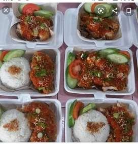 Catering murah enak