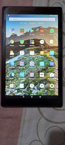 Amazon Fire Hd 10 7Th Generation slightly used