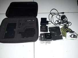 B-PRO 5@ WIFI normal mulus kelengkapan tas,lampu,batre Serep,micropon