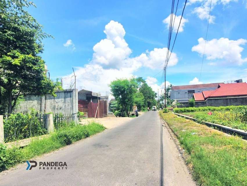 660 m2  Tanah SHMP Cocok Usaha, Kost Kos an, Rumah Tinggal, Jogja 0