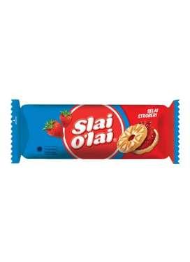 Roma Biscuit Susu+Selai Slai O'lai