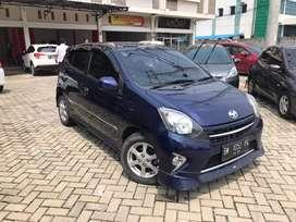 Toyota Agya G TRD AT 2014 Biru Dongker