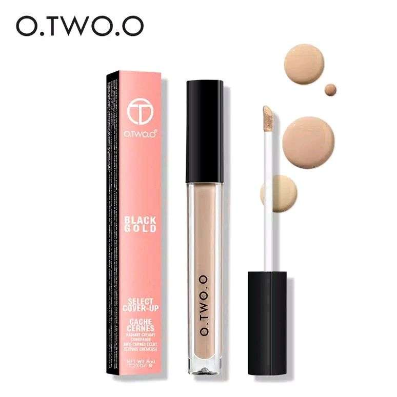 concealer o.two.o shade chantly 0
