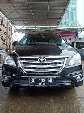 Toyota Innova V A/T Tahun 2013/2014 Super Macan Unit Sangat Istimewa